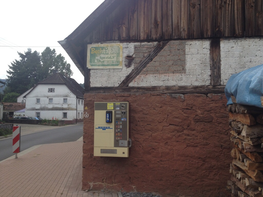 F70 63897 Miltenberg OT Weckbach, Ohrnbachtalstreße